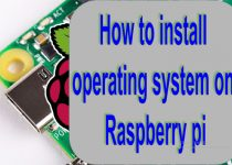 how to install raspbian on raspberry pi