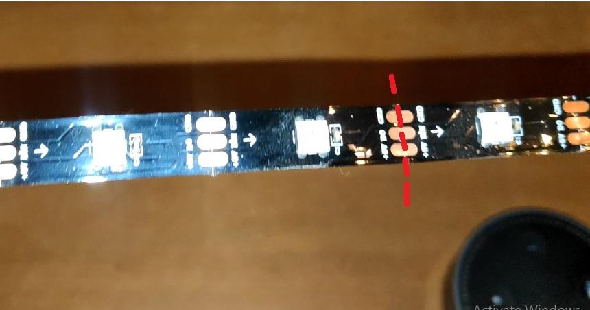 rgb led strip electronic smith