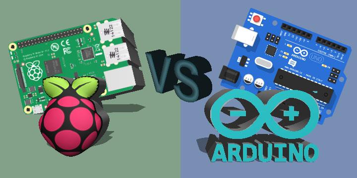 Arduino vs Raspberry Pi comparison to choose the right board