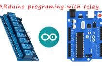 Arduino relay coding