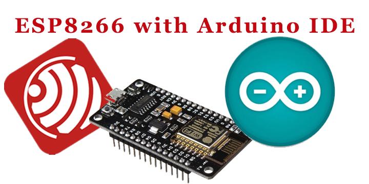 How to Program ESP8266 Nodemcu using Arduino IDE