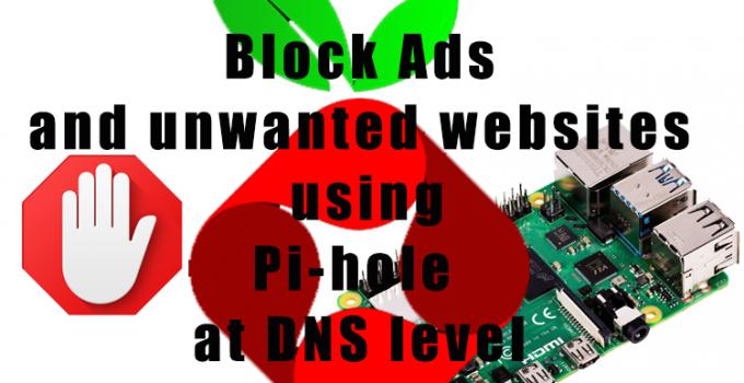 install pi hole