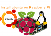 how to install ubuntu on raspberry pi 4