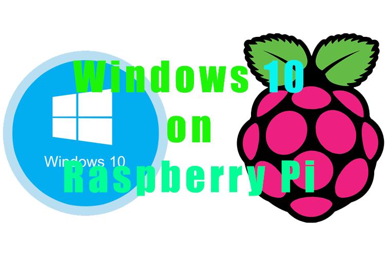 Raspberry Pi Windows 10 IoT Core