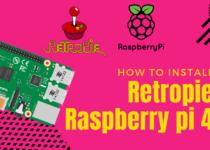 Retropi in raspberry pi