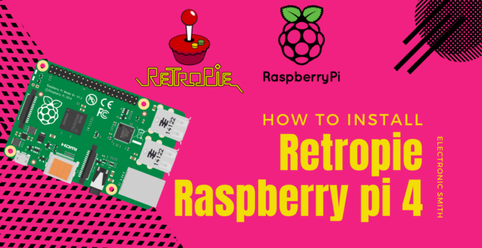Retropi in raspberry pi